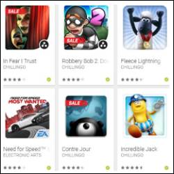 Google Play Offers