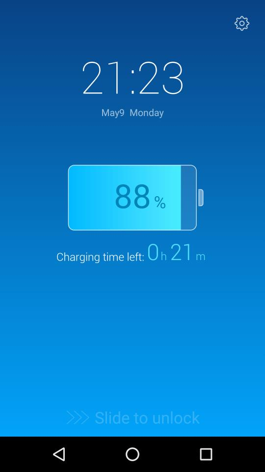 ES File Explorer Charging Boost
