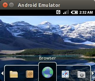 Android 0.5 Emulator