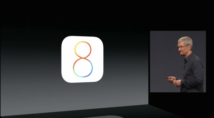 iOS 8 Smartphone OS Mobile wars