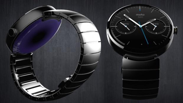 Smartwatches Moto 360
