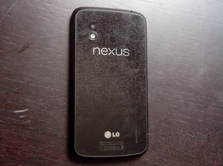 Google Nexus and Android Silver